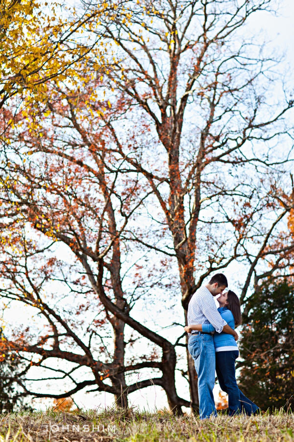 knoxville engagement photography