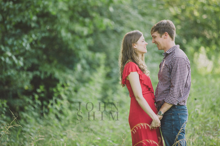 nashville engagement photography